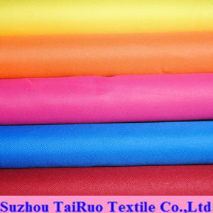 100% Nylon 600d Oxford for Cloth Fabric pictures & photos