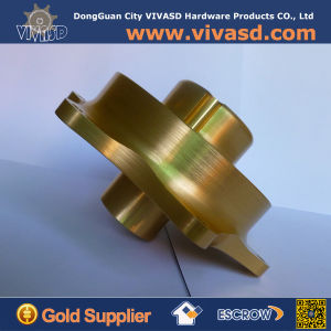OEM Precision CNC Milling Brass Part pictures & photos