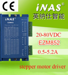 2 Phase Advanced Stepper Motor Driver for NEMA34 (EZM852)
