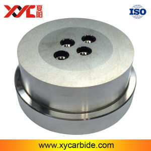 Industrial High Hardness Tungsten Carbide Extrusion Die pictures & photos