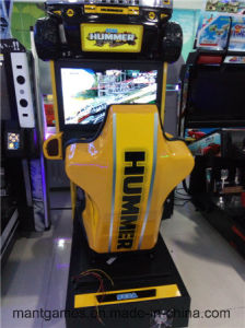 Hot Arcade Amusement Game Machine, Coin Operated Hummer Racing Game pictures & photos