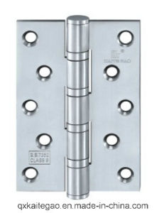 Stainless Steel Ball Bearing Wooden Door Hinge (40535-4BB) pictures & photos