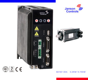 AC Servo Drive with Input Power Supply 200VAC pictures & photos