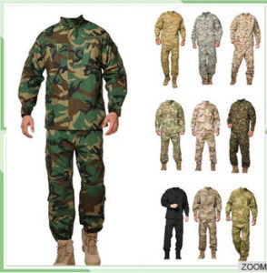 American Military/Army Acu Field Combat Multicam Camouflage Security Uniform pictures & photos