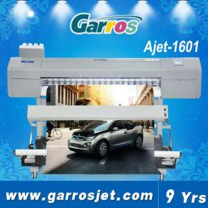 Garros Ajet1601 Cheap 1.6m Flex Banner Printer with Dx5 Print Head pictures & photos