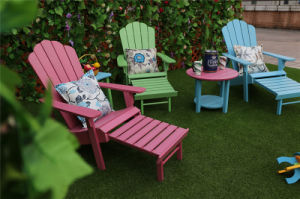 Best Choice Patio Lawn Deck Foldable Polywood Adirondack Chair pictures & photos