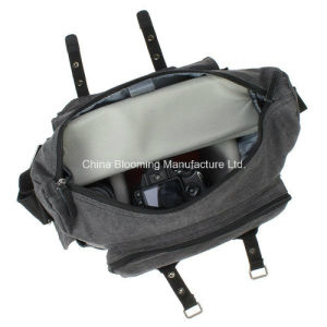 Large Canvas Messenger SLR / DSLR Shoulder Digital Camera Bag pictures & photos