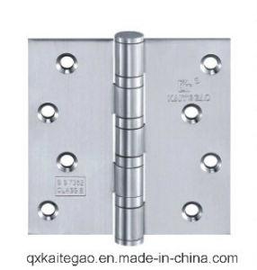 Stainlstainless Steel Door Hinge for Wooden Door (30435--4BB/2BB) pictures & photos