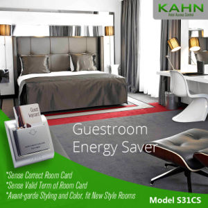 New Look Energy Saving Switch for Resorts