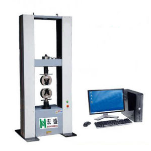 Universal Tensile and Compression Strength Testing Machine pictures & photos