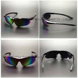Rainbow Mirror Indoor/Outdoorl Lens Sunglasses with Soft Pad (SG115) pictures & photos