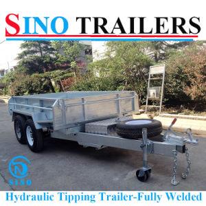 Good Sale Hydraulic Tipping Trailer