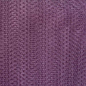 Polyester Double Line Diamond PVC/PU Ripstop Fabric pictures & photos