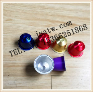 Aluminum Foil Coffee Capsule pictures & photos