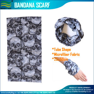 Cmyk Designs Pirate Tube Bandana (NF20F20008) pictures & photos