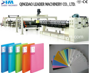 PP Foam Sheet Machine for Construction Material pictures & photos