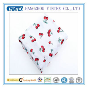 2016 Lovely Fresh Cherry Cotton Fabric for Garment/Home Textile pictures & photos
