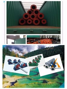 Pre-Stress High Strength Concrete Pole Steel Mould Spinning Making Machine pictures & photos