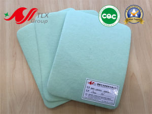 Green Needle Puched Non Woven Fabric for Shoes Reinforce