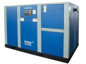 Direct Driven Rotary/Screw Air Compressor (SCR375II Series) pictures & photos