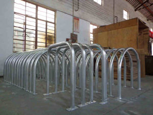 Professional Steel Pipes Working pictures & photos