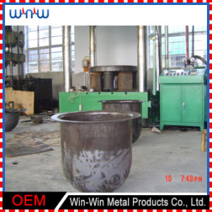 Deep Drawn Parts Customized Alloy Steel Water Vat (WW-DD020) pictures & photos