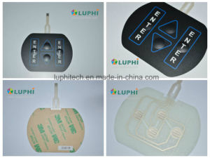Polydome Silver Contact Points Membrane Switch (MIC-0203) pictures & photos