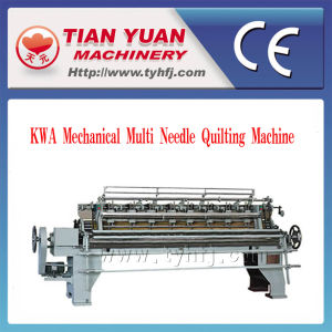 Mechanical Multi Needle Quilting Sewing Embroidery Machine pictures & photos