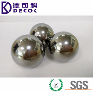 66HRC AISI 52100 Chrome Bearing Ball 2.5 Inch pictures & photos