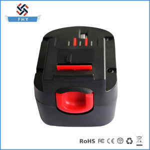 14.4V 2000mAh Power Tool Battery Black&Deker Ni-CD