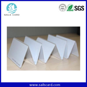 Cheap PVC Blank White Proximity ID Card Wholesale pictures & photos