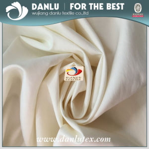 Nylon Polyester Peach Skin Fabric for Garment pictures & photos