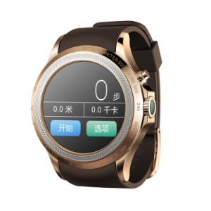 Round Screen Bluetooth Smart Watch with Mobile Phone pictures & photos
