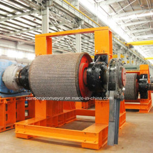 Carbon or Stainless Steel Pulley for Belt Conveyor or Other Material Handling System pictures & photos