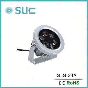High Power 18W LED Spotlight for Hotel (SLS-27B) pictures & photos