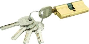High Quality Brass/Zinc Computer Key Lock Cylinder (C3360-221BP) pictures & photos