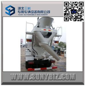 Dongfeng Cummins Engine 6 M3 Concrete Mixer Truck