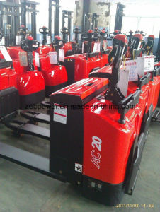 2 Ton Rider Pallet Truck with AC Driver Motor (CBD20-460) pictures & photos