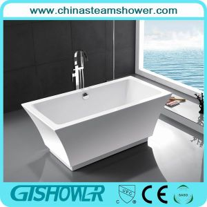 Freestanding Acryl Bath Tube (KF-716K) pictures & photos