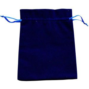 Small Velvet Drawstring Gift Pouch for Sale (CVB-1122) pictures & photos