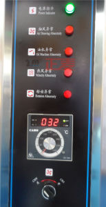 Price Gas Baking Loaf Bread Rotary Oven for Bakery (ZMZ-16M) pictures & photos