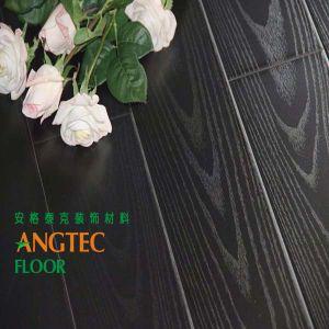 Dark Oak Wood WPC Deck Flooring Composite Decking Prices pictures & photos