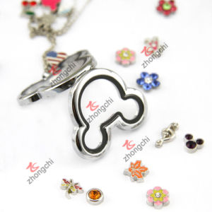 PU Leather Locket Bracelet for Young Girls Fashion Decoration (ZC-BL194-196) pictures & photos