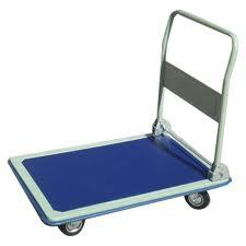 High Quality Platform Hand Truck pH301 with 300kgs pictures & photos