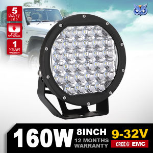 China Wholesale 8inch 160W LED Driving Light