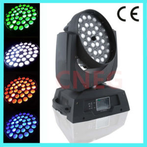 36*10W RGBW 4 in 1 LED Moving Head Light with Zoom