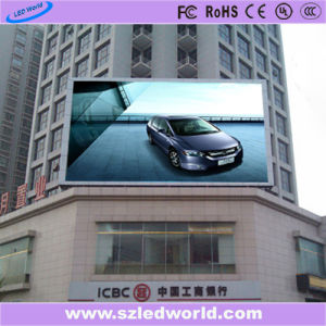 High Bightness Energy Saving Ce, RoHS, ETL, Full Color Outdoor/Indoor Fixed LED Display Sign Board for Advertising in Gym (P6. P8. P10, P16) pictures & photos