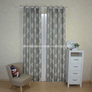 Top Quality High Warp Desity Jacquard Curtain Fabric pictures & photos