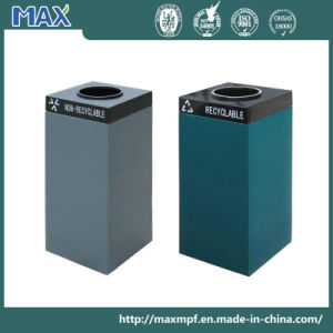 Office Indoor Recycling Bin with Inner Bin pictures & photos