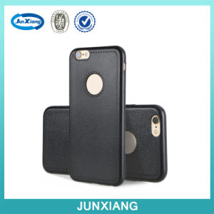 New Arrived PU Pattern TPU Mobile Phone Case for iPhone6 pictures & photos